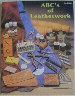 ABC's of Leatherwork (ea) - pict. 1