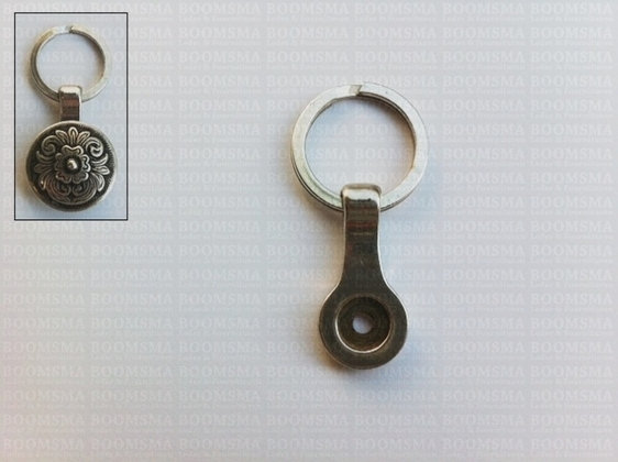 Adapters for screwback concho: keychain - pict. 1