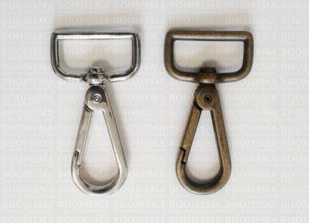 Bagclip straight deluxe heavy duty - pict. 2