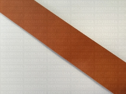 Belts/strips of veg-tanned leather sides Light Brown / Cognac light brown / cognac - pict. 1