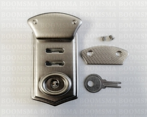 Briefcase lock deluxe SPECIAL OFFER - pict. 1