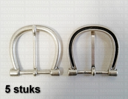 Buckle 30 mm per 5 pieces - pict. 1