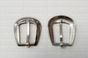 Buckle 12 mm Buckle 12 mm. (per 10) - pict. 1