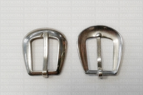Buckle 12 mm. (per 10) - pict. 1