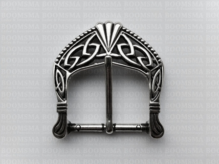 Buckle Celtic zilverkleurig 38 mm (ea) - pict. 1