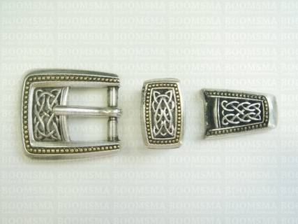 Buckle set: Celtic 20 mm (ea) - pict. 2