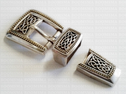 Buckle set: Celtic 20 mm (ea) - pict. 1