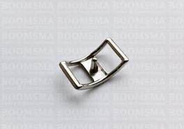 Conway buckle silver 13 mm (ea)