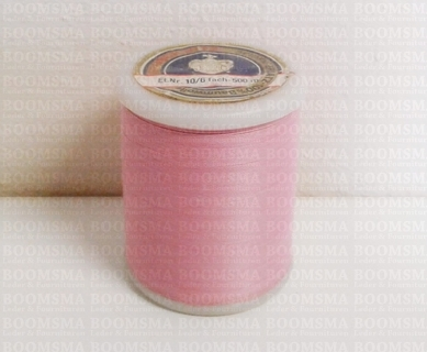 Cotton thread pink nr. 10 pink - pict. 1