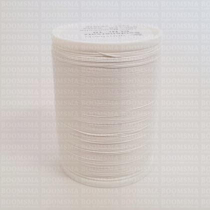 Cotton thread white nr. 10 white - pict. 2