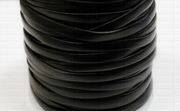 Craftsman Lace black 3 mm width 22,9 meter on the spool - pict. 2