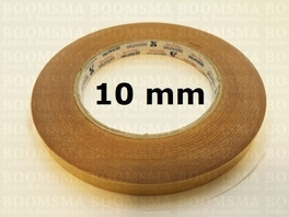 Double sided tape width 10 mm, 50 meters (per rol)