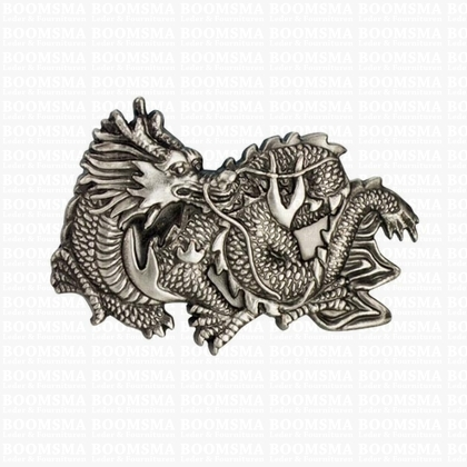 Concho: Dragon concho's Chinese dragon - pict. 1