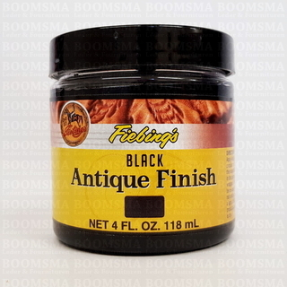 Fiebing Antique Finish black 118 ml  - pict. 2