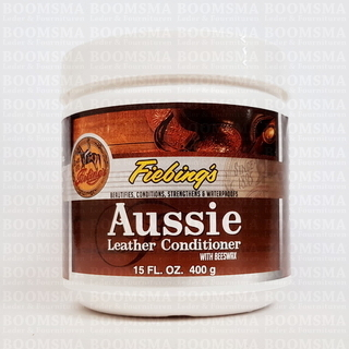 Fiebing Aussie Leather Conditioner  15 oz. (= 400 gram) - pict. 1