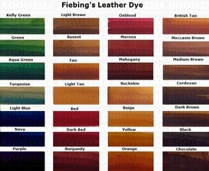 Fiebing's Leather dye 946 ml (large bottle) brown - pict. 2