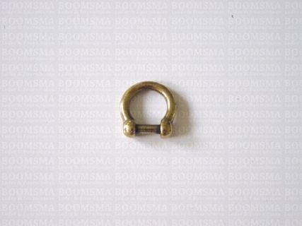 Handle ring luxe gold - pict. 2