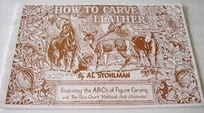 How to carve leather (ea)
