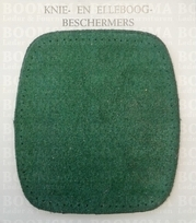 knee and elbow patches ROUNDED SQUARE (multiple colours) 2 pieces Light green 10,5 x 10 cm