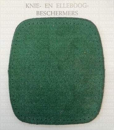 knee and elbow patches ROUNDED SQUARE (multiple colours) 2 pieces Light green 10,5 x 10 cm - pict. 1