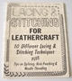 Lacing & stitching for leather craft (ea)