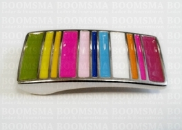 Multicolour buckle Diverse