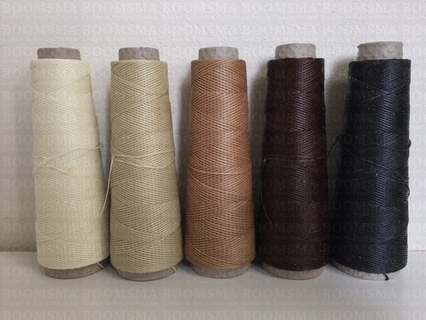 waxed nylon thread (6) 50 gram - pict. 4