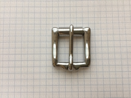 Roller Buckle stainless steel  19 mm - pict. 1