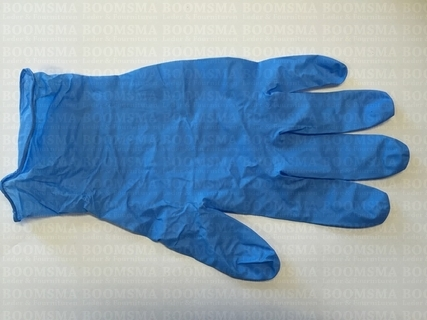 Nitrile gloves medium, 8 pair (per pack) - pict. 2
