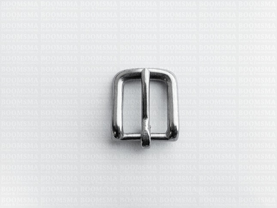 Strap buckle stainless steel 18 mm  (ea) - pict. 1
