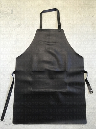 Work apron leather (83 × 61 cm without strap), total waist belt 120 cm (ea) - pict. 1